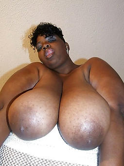 ebony big boobs sexy nude pics