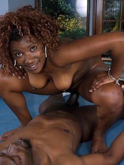 hot ebony sex photo