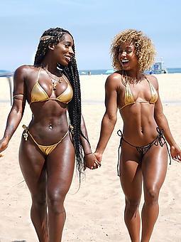 ebony bikini truth or incident pics