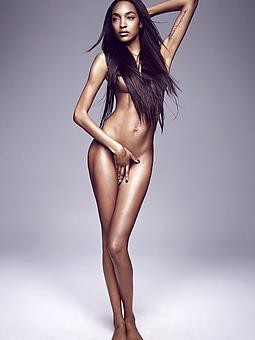 beautiful skinny ebony girl pussy