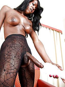 wanton big booty black shemales