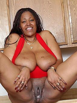 black mature woman seduction