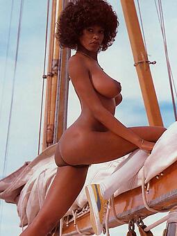 ebony vintage porn photo