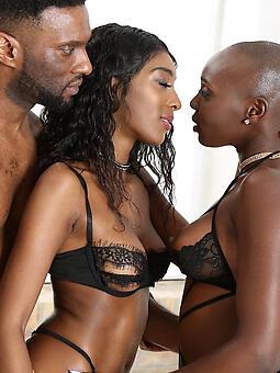 ebony anal threesomes amature porn