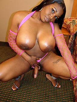 hotties ebony tranny