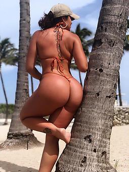 ideal ebony thick ass pics
