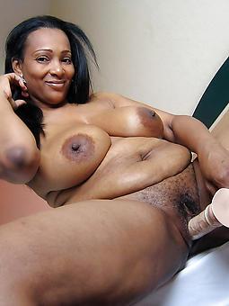 ebony women masturbating