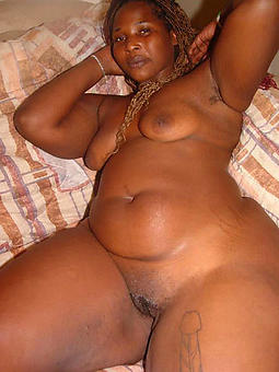 disastrous ebony mature Bohemian porn