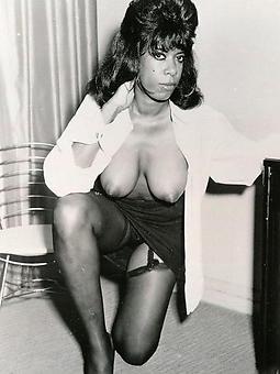 vintage black porn stars seduction