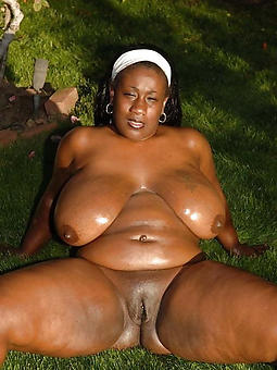 abandoned bbw ebony porn