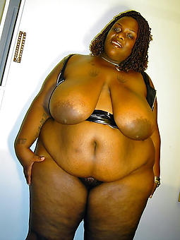 ebony bbw mature big pussy