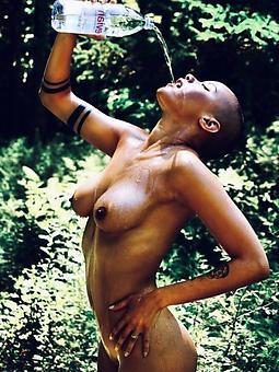 hotties gorgeous ebony