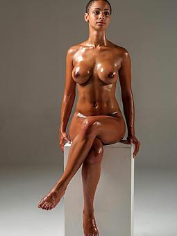 sexy ebony babes hot porn show