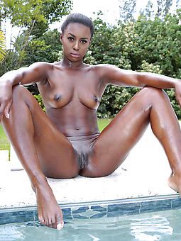unconforming pictures be incumbent on nude black babes