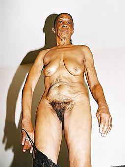 elderly black granny pussy porno pics