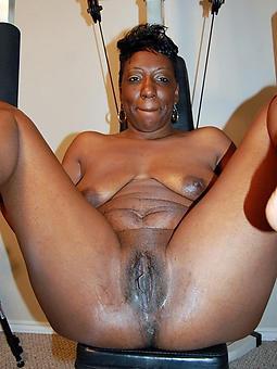 horny black granny pussy lips
