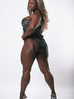 black muscle girls xxx pics