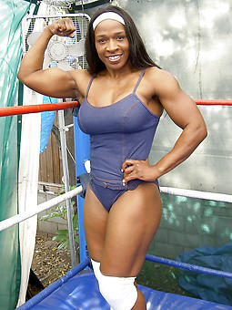 porn pictures of black muscle pussy