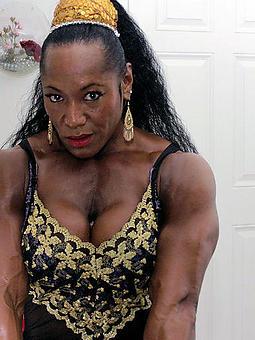 juggs black muscle women porn