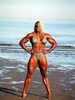 black women muscle free nude pics