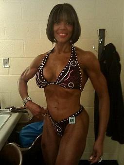 ebony muscle downcast nude pics