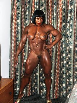 hotties ebony muscle pictures