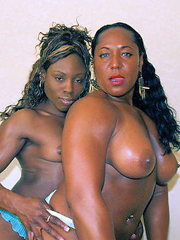 ebony muscle women adult porn