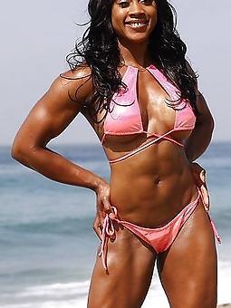 prostitute  ebony muscle nude