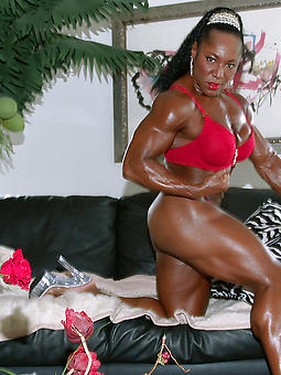 deathly female muscle big pussy
