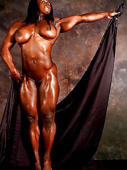 ebony muscle babes amateur free pics