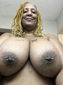 old ebony pussy seduction
