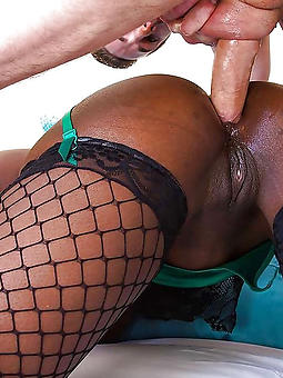 ebony anal porn pictures