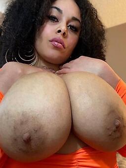 fat pussy plus ebony well-known boobs