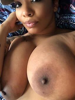 ebony boob hot porn pics