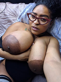 nude pictures of perfect ebony boobs