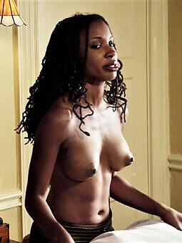 hotties longing ebony nipples