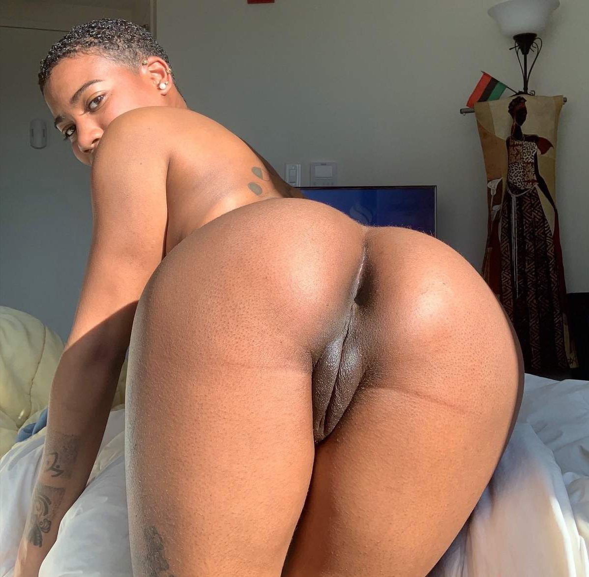 wild big booty ebony xxx