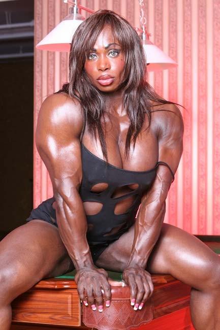 unmixed ebony muscle unspecified