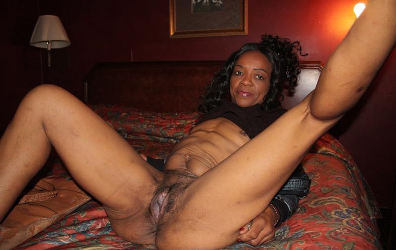 naughty old naked black women